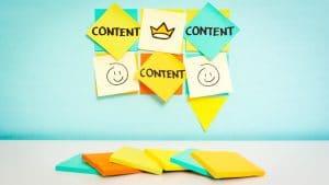 marketing de contenidos para SEO