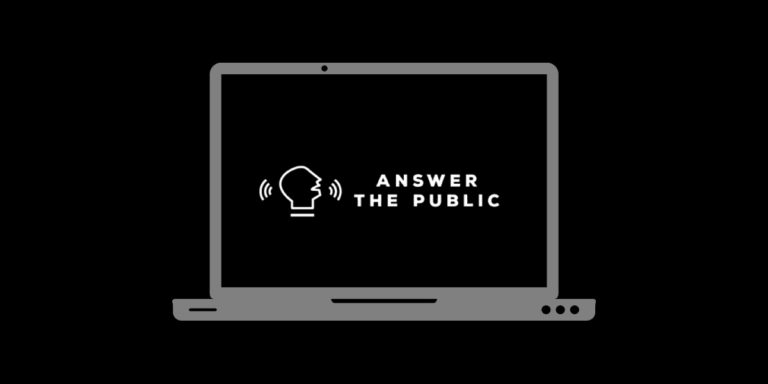 uso de Answer The Public para marketing de contenidos